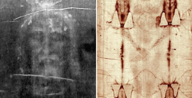 Shroud of Turin Exhibition - St Helen's RC Church - Barry